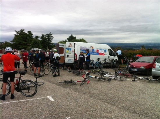 Feed stop