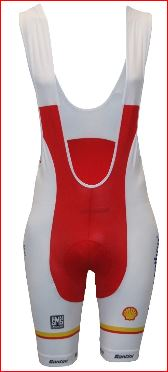 Shell bibshorts front
