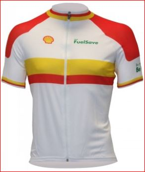 Shell shirt front